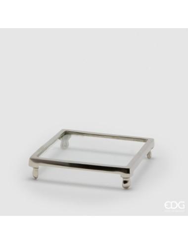 Zawieszka butelka z miastem złota