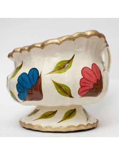 Kwiat Sztuczny Szafirek Krem
