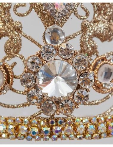 Kwiat Sztuczny Amarylis Czerwony Cebulka