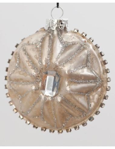 Kwiat Sztuczny Tulipan Cebulka Krem
