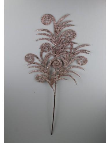 Kwiat Sztuczny Ośnieżony Amarylis Krem Duży