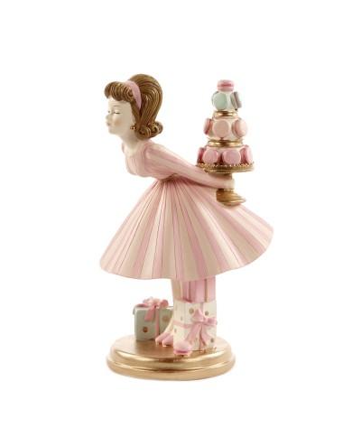 Kalendarz drewniany szary