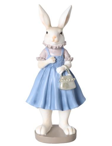 Lampion szkło dymione mały